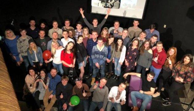 Спільнота української молоді в Канаді відзначила перший день народження