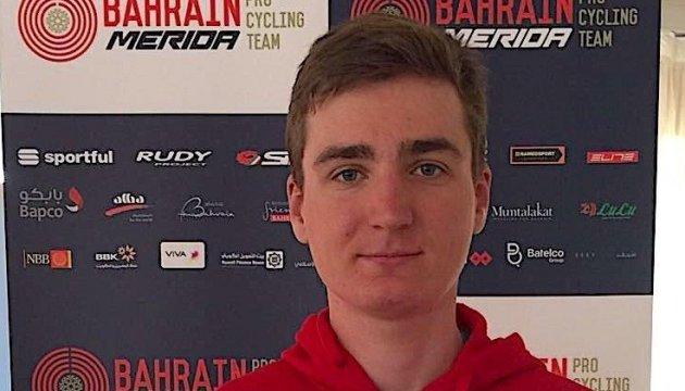 Український велогонщик Падун у суботу дебютує у Світовому турі