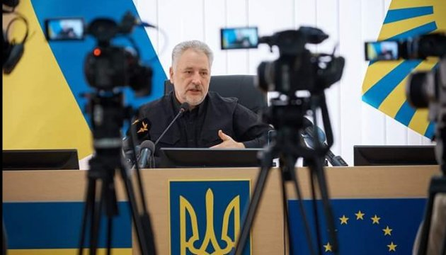 Donetsk region actively restores transport infrastructure – Zhebrivsky