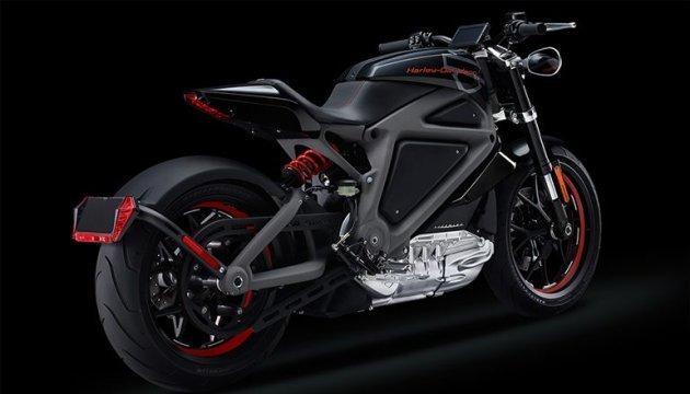 Harley-Davidson в 2019 году выпустит электрический мотоцикл