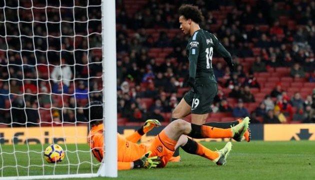 АПЛ: «Манчестер Сіті» розгромив «Арсенал»