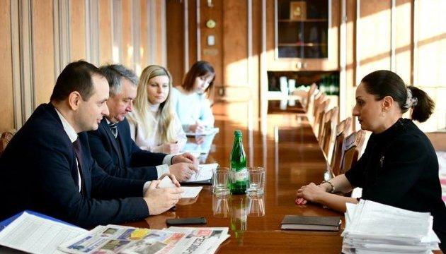 Голова української громади Азербайджану відвідала Івано-Франківськ