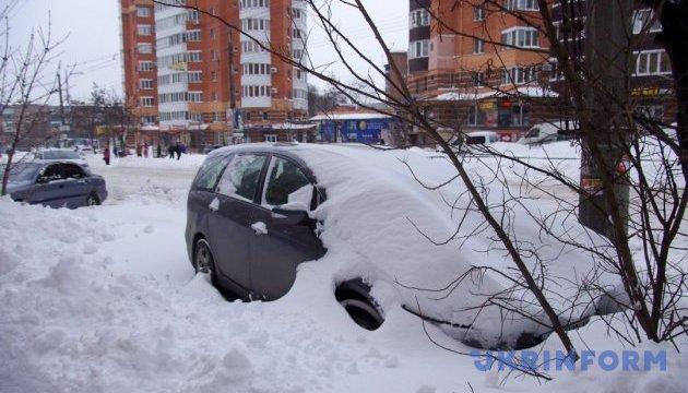 Сніговий колапс: Полтавська ОДА заявляє, що стала жертвою аферистів