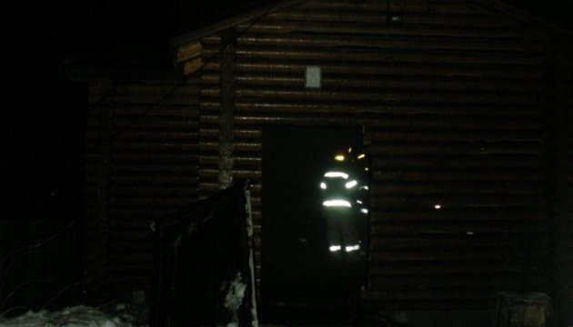У Києві вночі горіла каплиця