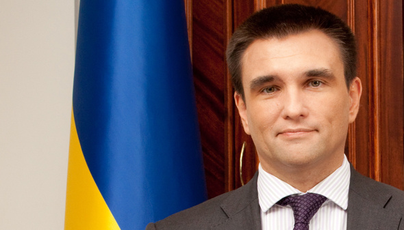 Ukraine plans a range of large-scale projects with France – Klimkin