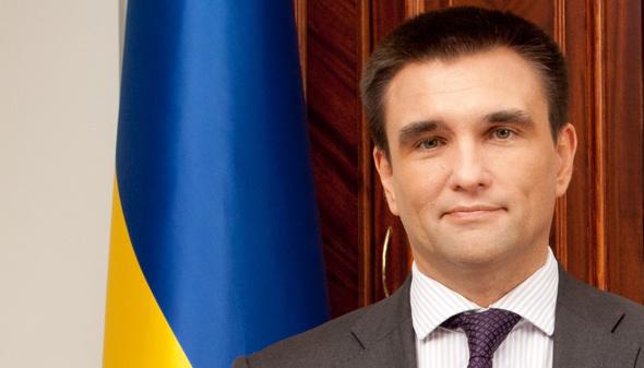 Klimkin nimmt an Debatten des UN-Sicherheitsrates teil
