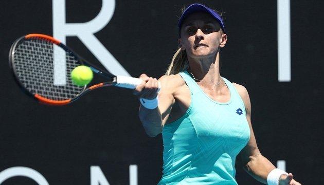 Теніс: Цуренко вирвала перемогу на старті турніру у Монтерреї