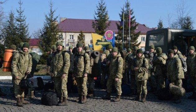 Для охорони кордону на Закарпатті направили додаткові сили