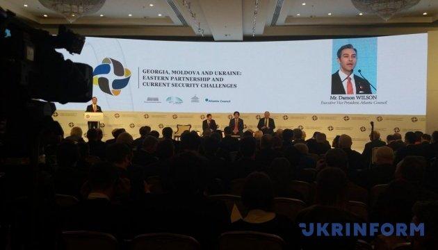Україна, Молдова і Грузія створять міжпарламентську асамблею