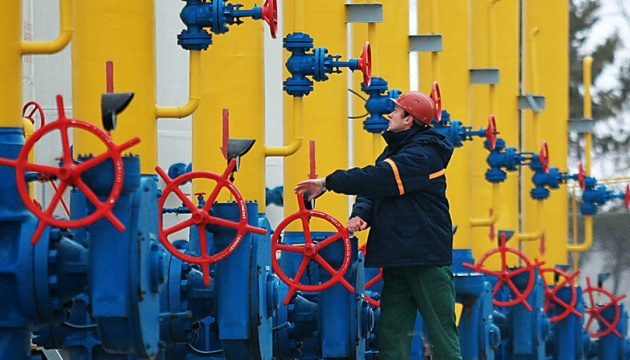 Transit of Russian gas via Ukraine increased by 21.3% in March