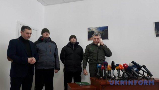 Освобожденным пограничникам предоставят необходимую медицинскую помощь - Порошенко