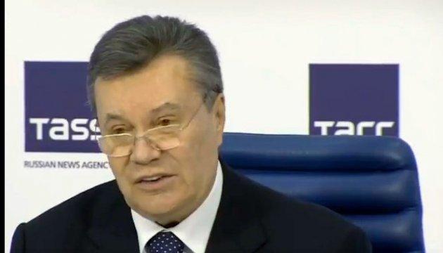Ianoukovitch affirme avoir demandé l'envoi de policiers et non de soldats en Crimée