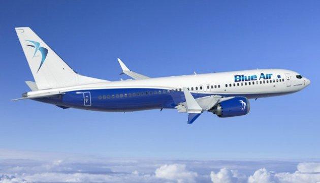 Лоукостер Blue Air отложил запуск рейсов во Львов