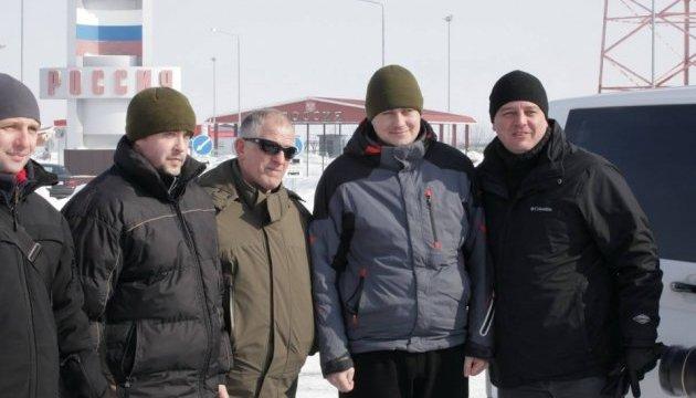 З в'язниці РФзвільнили двох прикордонників України