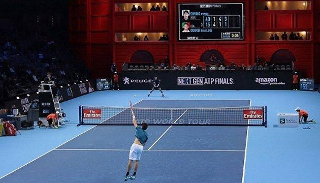 Теннис: ATP хочет заменить линейных судей системой видеповторов