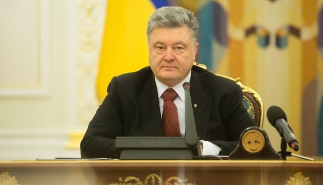 Президент зустрівся з новообраними членами ЦВК