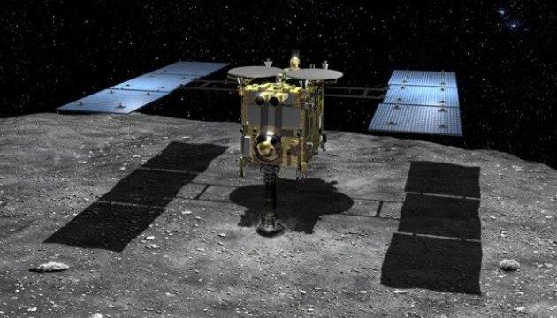 Японский зонд Hayabusa-2 сделал первые снимки астероида Рюгу