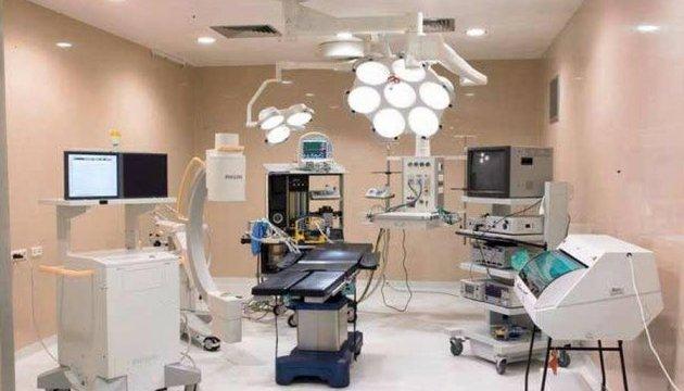 В Виннице провели уникальную операцию на сердце