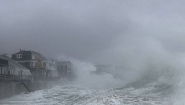 Жертвами шторму в США стали п'ятеро людей