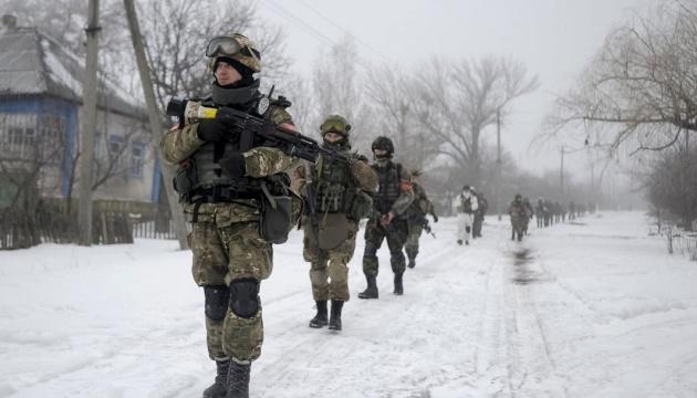 АТО: бойовики обстріляли з гранатометів позиції ЗСУ біля Авдіївки