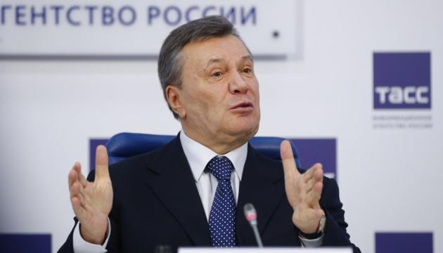 Ex-Präsident Janukowytsch steht in Russland unter Personenschutz