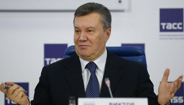 Санкції проти Януковича залишаються чинними – речник cуду ЄС