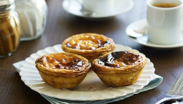 Португальські ресторани купують національний десерт у кухаря з України