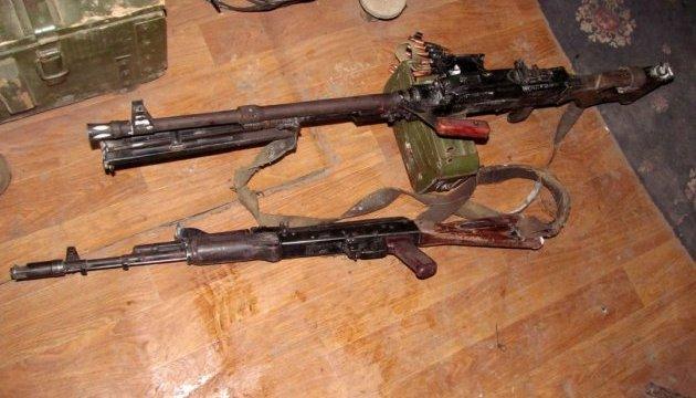 Морпехи сил АТО отбились от пьяных диверсантов, одного застрелили