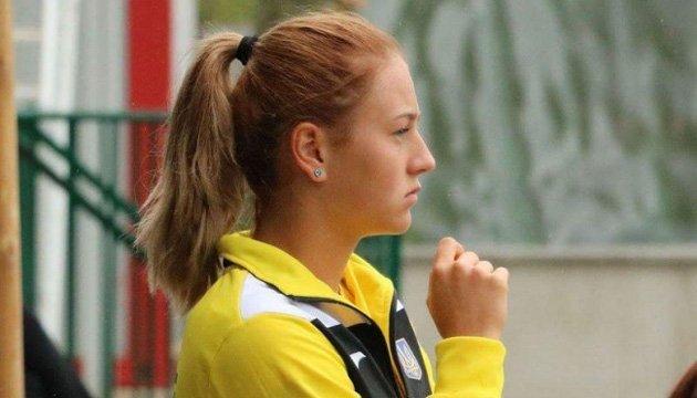 Марта Костюк: Не буду выступать на турнирах в России, пока идут боевые действия на Востоке
