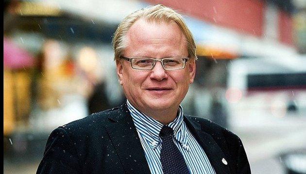 Министр обороны Швеции приедет в Киев - на встречу с Полтораком