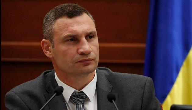 В ніч на суботу Кличко перевіряв, як комунальні служби прибирають столицю