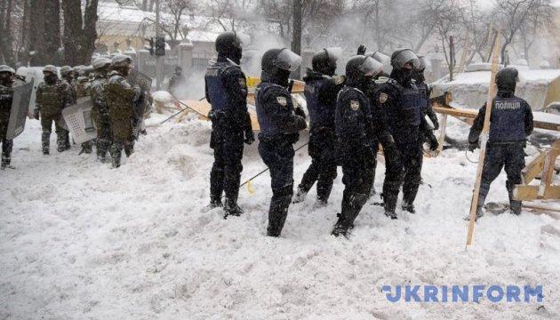 У Лутковской говорят, что всех задержанных под Радой уже отпустили