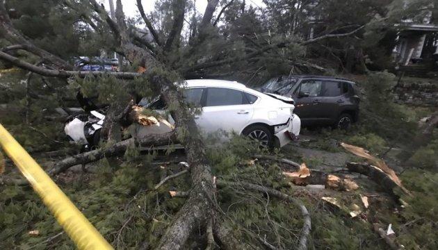 У США через шторм Альберто загинули журналіст і оператор каналу NBC