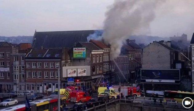 В Бельгии взорвался жилой дом, есть пострадавшие
