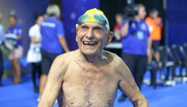 99-річний австралійський плавець встановив світовий рекорд