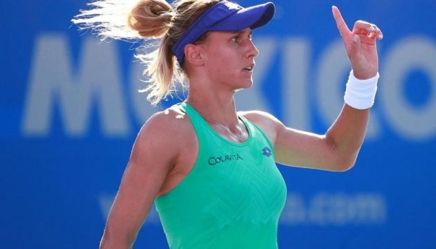 Цуренко выиграла у Мугурусы и вышла в третий круг турнира WTA в Цинциннати