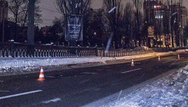 У центрі Києва обрив дротів, рух транспорту обмежений