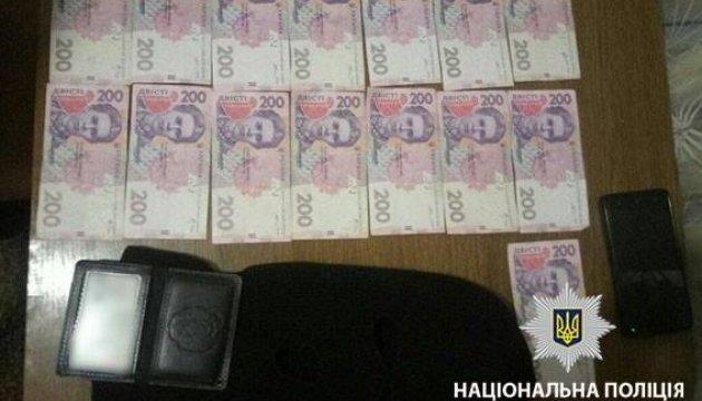 На взятке поймали двух копов Николаевщины