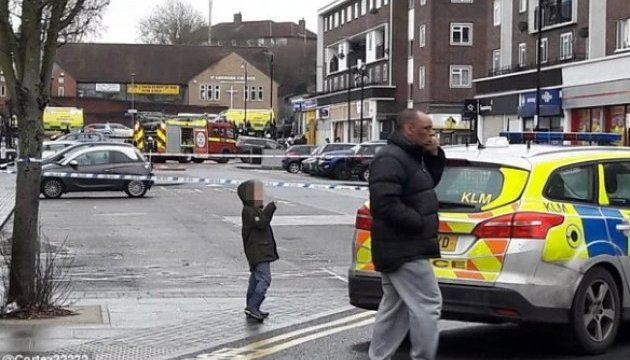 У Лондоні прогримів вибух