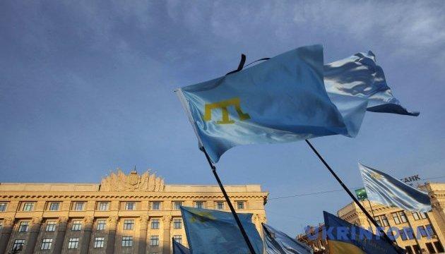 Чубаров вірить, що у Криму знову піднімуть український і кримськотатарський прапори