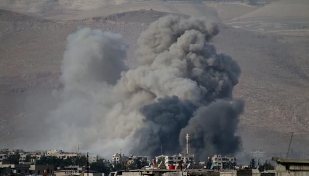 Сирійські війська посилили наступ на повстанців у Східній Гуті