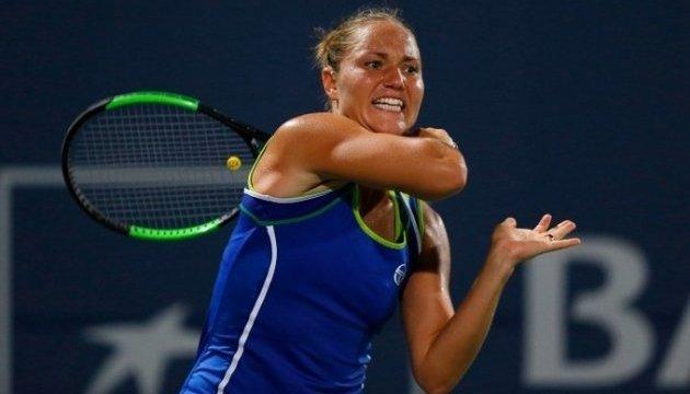 Теніс: Бондаренко піднялася на 10 позицій в рейтингу WTA
