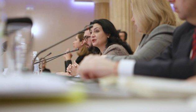 Iwanna Klympusch-Zynzadse: Nato bezeichnet die Ukraine offiziell als Beitrittskandidaten