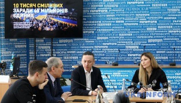 Четыре года гражданского сопротивления русской оккупации Донбасса