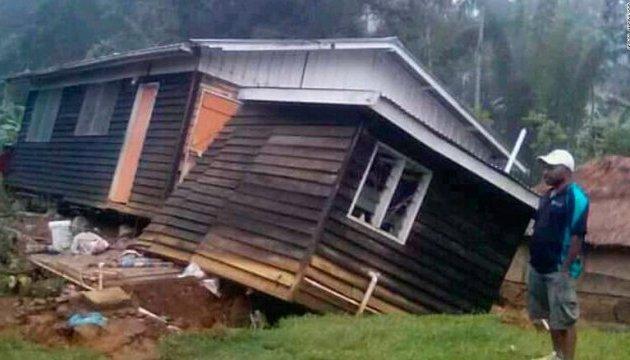 Землетрус у Папуа-Новій Гвінеї: кількість загиблих зросла до 67