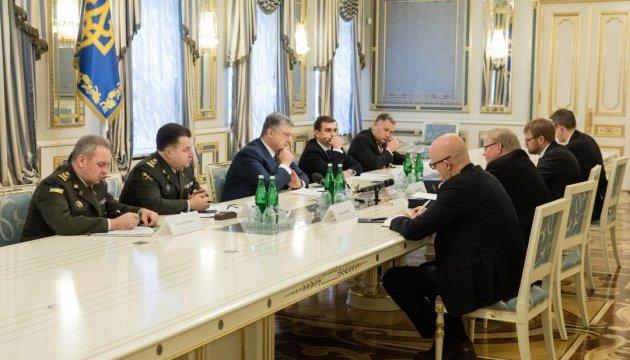 Poroshenko calls on international observers not to go to 'election' in Crimea