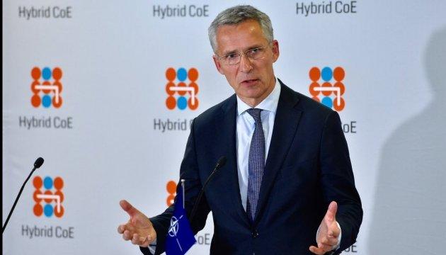 Столтенберг: НАТО посилить оборону і перегляне ставлення до РФ
