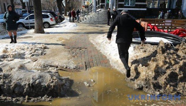 В Україні у понеділок обіцяють до 14° тепла