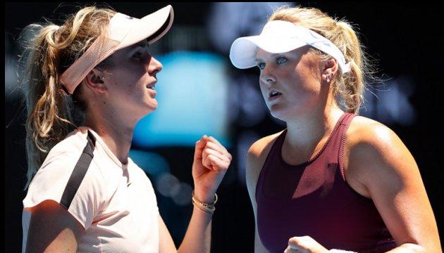 WTA: Svitolina et Kozlova aux sommets du tennis mondial en février (vidéo)