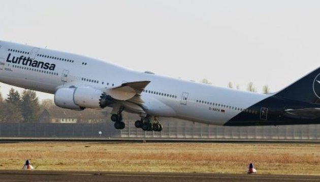 С самолета Lufthansa за несколько минут украли $5 миллионов